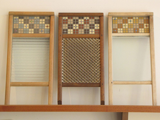 Squares Washboards